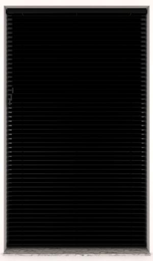 Plain wood 50mm Black