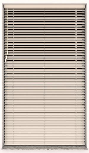 Plain wood 50mm Pearl