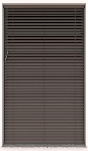 Plain wood 65mm Taupe